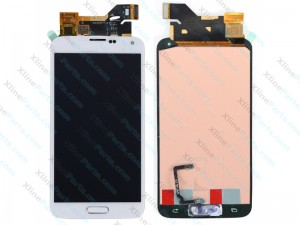 LCD with Touch Samsung Galaxy S5  G900 white (Original)