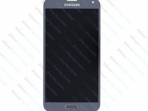 LCD with Touch Samsung Galaxy S5 Neo G903 silver (Original)