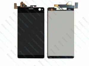 LCD with Touch Sony Xperia C4 E5303 black HQ
