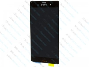 LCD with Touch Sony Xperia Z3 D6603 D6643 black OCG