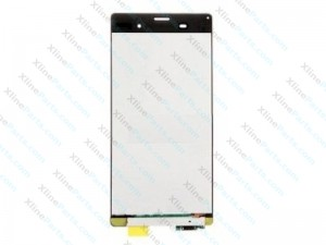 LCD with Touch Sony Xperia Z3 D6603 D6643  white HQ