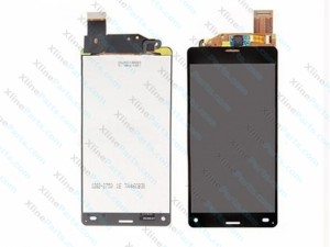 LCD with Touch Sony Xperia Z3 Mini D5803 black OCG*