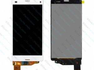 LCD with Touch Sony Xperia Z3 Mini  D5803 white