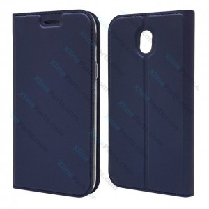 Flip Case Magnetic Samsung Galaxy J3 (2017) J330 blue