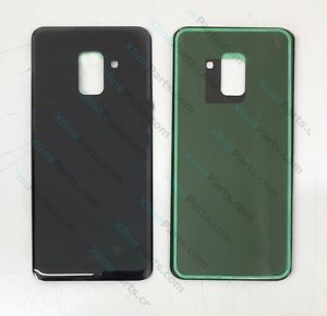 Back Battery Cover Samsung Galaxy A8 (2018) A530 black