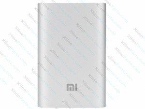 Mi 2 Power Bank Fast 10000mAh silver