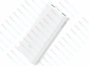 Mi Power Bank Fast 20000mAh white (Original)