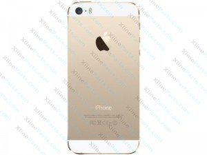 Back Battery Cover Apple iPhone 5S gold