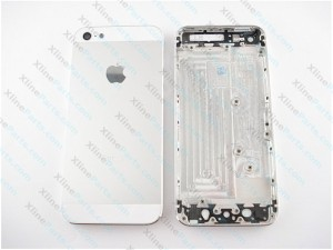 Back Cover Apple iPhone 5S white