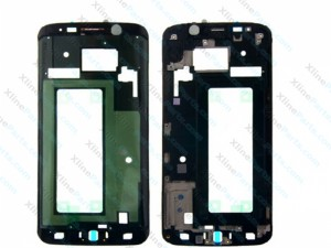 Middle Cover Samsung Galaxy S6 Edge G925 black