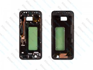 Middle Cover Samsung Galaxy S8 Plus G955 black