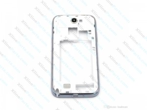 Middle Cover Samsung Galaxy Note 2 N7100 white