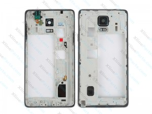Middle Cover Samsung Galaxy Note 4 N910 white