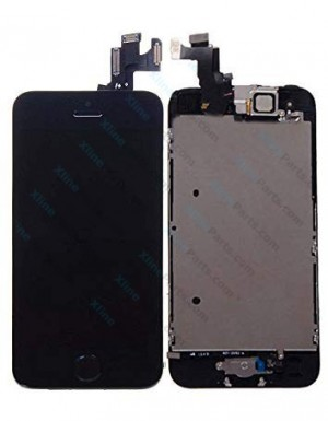 LCD with Touch Apple iPhone 5S black Complete