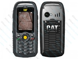 Mobile Phone CAT B25 Dual black EG