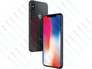 Mobile Phone Apple iPhone X 256GB space gray