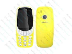 Mobile Phone Nokia 3310 3G Dual yellow (EN)