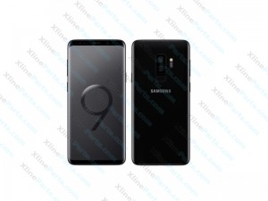Mobile Phone Samsung Galaxy S9 Plus G965F Dual 64GB black