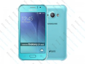 Mobile Phone Samsung Galaxy J1 Ace J110H Dual 4GB blue NO EU