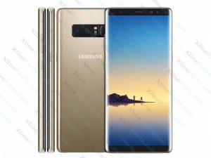 Mobile Phone Samsung Galaxy Note 8 N950 64GB Dual gold
