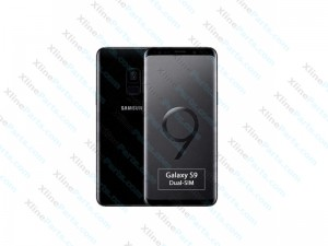 Mobile Phone Samsung Galaxy S9 G960F Dual 64GB black