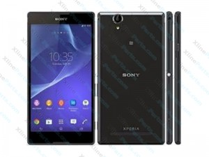Mobile Phone Sony Xperia XA Ultra 16GB black