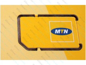 MTN Data SIM Card