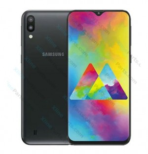 Mobile Phone Samsung Galaxy M10 (2019) M105F 16GB Dual charcoal black NO EU