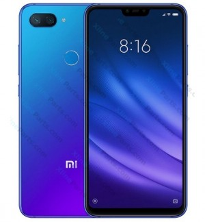 Mobile Phone Xiaomi Mi 8 lite (Mi 8X) Dual 64GB blue