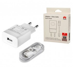 Travel Charger Huawei AP32 Micro USB Cable 2 Pin (Original)