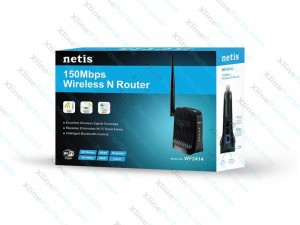 Netis 150Mbps Wireless N Router (WF2414)