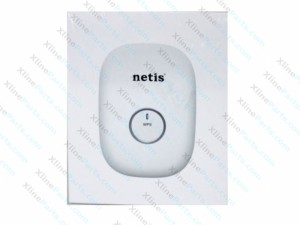 Netis 300Mbps Wireless N Range Extender E1-Plus