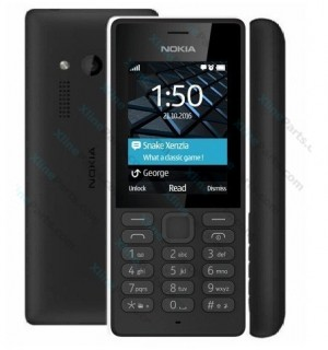 Mobile Phone Nokia 150 (2017) Dual black GR
