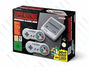 Super Nintendo Classic Mini Entertainment System