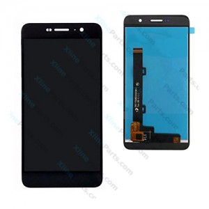 LCD with Touch Huawei Y6 Pro black HQ