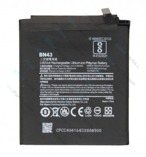 Battery Xiaomi MI Redmi Note 4/4X 4000mAh
