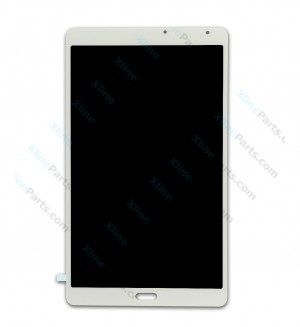 LCD with Touch Samsung Galaxy Tab S 8.4 T700 white OCG