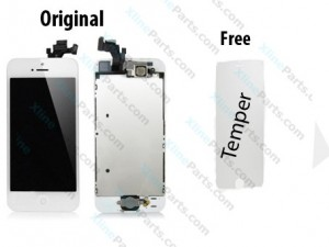 LCD with Touch Apple iPhone 5G white (Original)