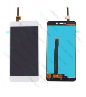 LCD with Touch Xiaomi Redmi 4A white OCG
