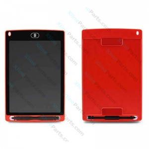 "Digital LCD Writing Tablet 8.5"" red"