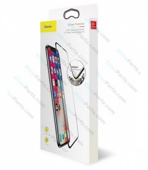 Tempered Glass Screen Protector Baseus Apple iPhone X/XS black