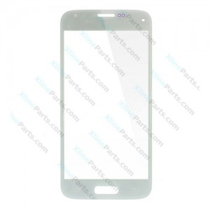 Glass Samsung Galaxy S5 Mini G800 white