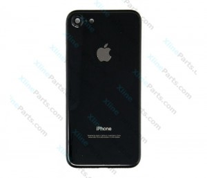 Back Battery Cover Apple iPhone 8 black