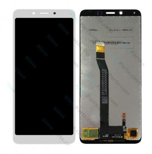 LCD with Touch Xiaomi Redmi 6A/6 white OCG