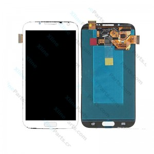 LCD with Touch Samsung Galaxy Note 2 N7100 white OCG
