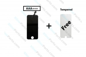 LCD with Touch Apple iPhone 5C black AAA+++