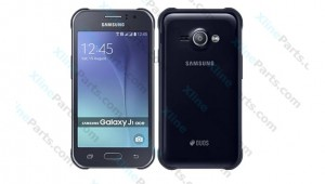 Mobile Phone Samsung Galaxy J1 Ace J110 Dual 4GB black NO EU