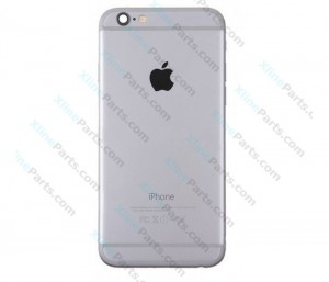 Back Battery Cover Apple iPhone 6G gray