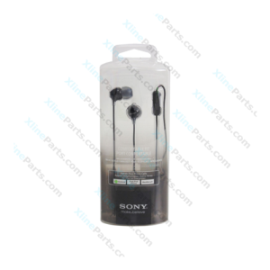 Phone Headset Sony 3.5mm Jack black (Original)