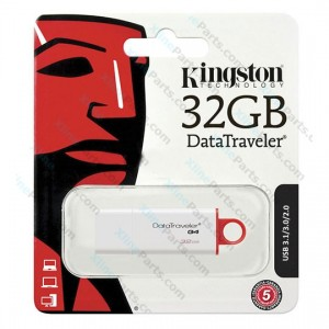 Kingston DataTraveler Pen Drive DT50 USB 3.1 32GB red (Original)